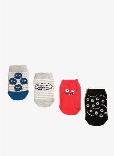 Koton Çorap Seti Gri